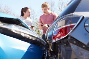 car accidents with no personal injury