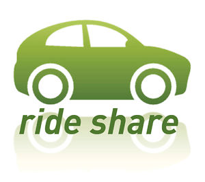 car accident in a ride-share